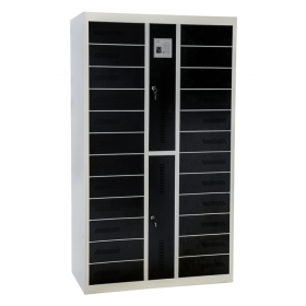 Safelock Laptop Locker - voor 24 Laptops of Tablets *OUTLET*