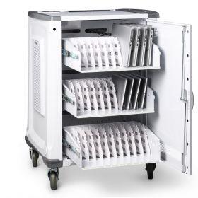 Smartcharge IT laptopkar voor 32 laptops of tablets
