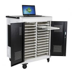 Laptopkar Safecart 24 PRO+ *OUTLET* #01